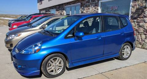 2008 Honda Fit for sale at Cub Hill Motor Co in Stewartstown PA