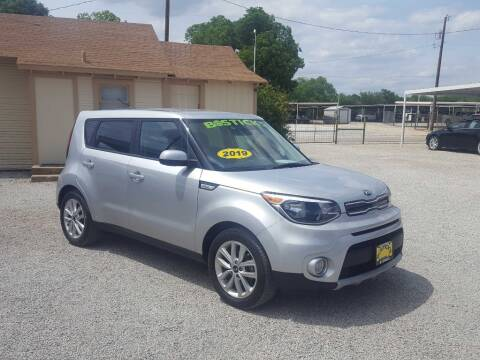 2019 Kia Soul for sale at Bostick's Auto & Truck Sales in Brownwood TX