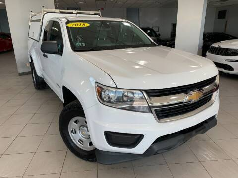 2018 Chevrolet Colorado for sale at Auto Mall of Springfield in Springfield IL
