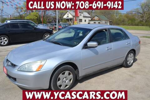 2005 Honda Accord for sale at Your Choice Autos - Crestwood in Crestwood IL