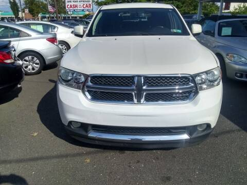 2012 Dodge Durango for sale at Wilson Investments LLC in Ewing NJ