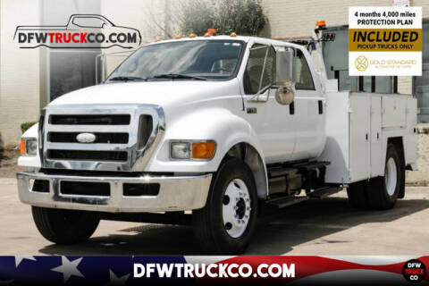 2008 Ford F-750 Super Duty for sale at DFWTRUCKCO.COM LLC in Dallas TX