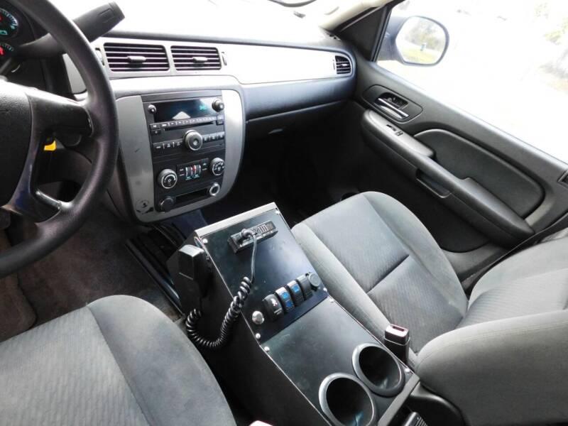 2009 Chevrolet Tahoe 4x2 Police 4dr SUV - Ponchatoula LA