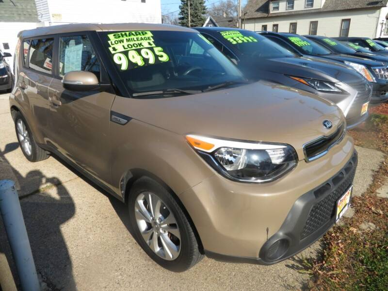 2014 Kia Soul for sale at Uno's Auto Sales in Milwaukee WI