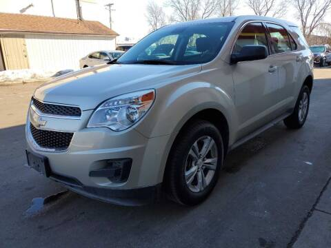 2015 Chevrolet Equinox for sale at MIDWEST CAR SEARCH in Fridley MN