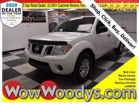 2014 Nissan Frontier for sale at WOODY'S AUTOMOTIVE GROUP in Chillicothe MO
