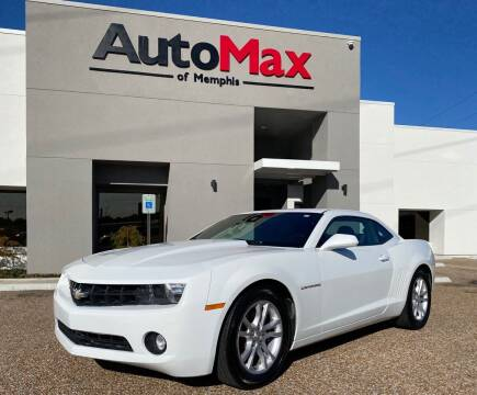 2013 Chevrolet Camaro for sale at AutoMax of Memphis in Memphis TN