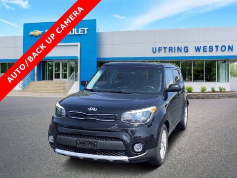 2018 Kia Soul for sale at Uftring Weston Pre-Owned Center in Peoria IL