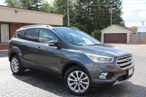 2017 Ford Escape for sale at JZ Auto Sales in Summit IL
