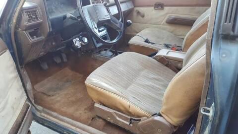 1984 Toyota Pickup