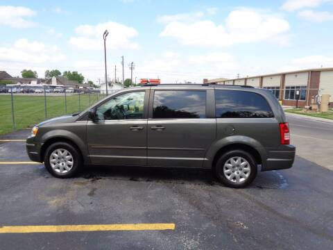 2010 Chrysler Town and Country for sale at Cars Unlimited Inc in Lebanon TN