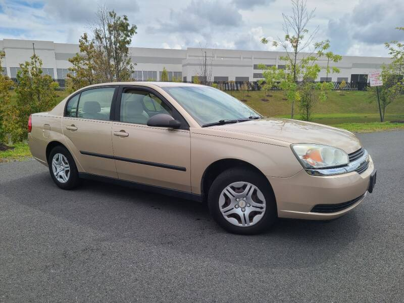 2005 Chevrolet Malibu for sale at Lexton Cars in Sterling VA