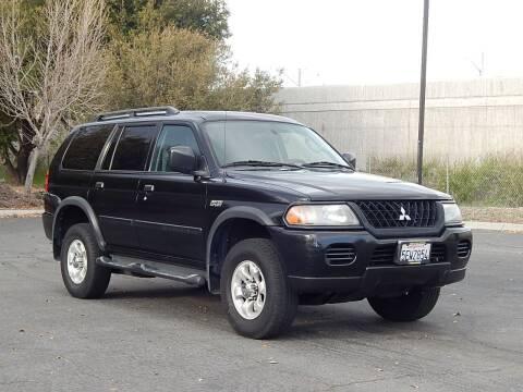 2003 Mitsubishi Montero Sport for sale at Crow`s Auto Sales in San Jose CA