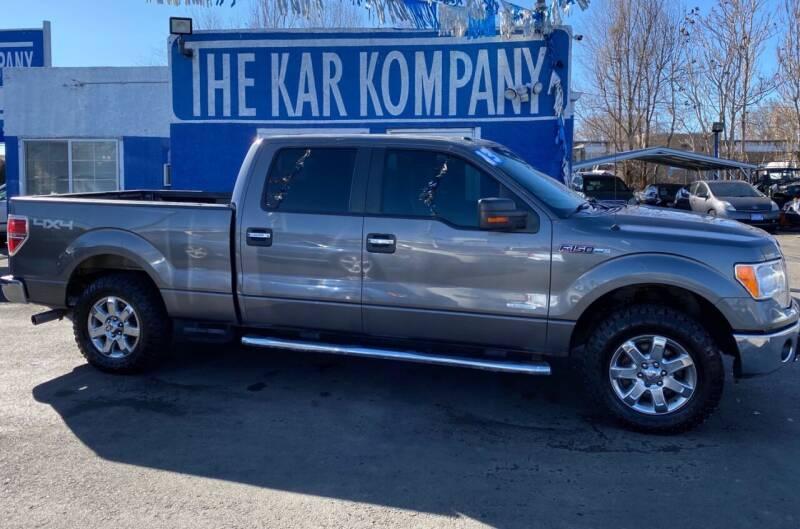 2013 Ford F-150 for sale at The Kar Kompany Inc. in Denver CO