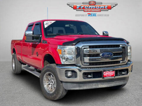 2014 Ford F-250 Super Duty for sale at Rocky Mountain Commercial Trucks in Casper WY