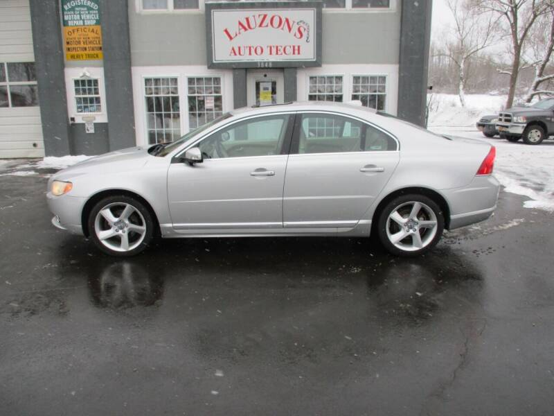 2010 Volvo S80 for sale at LAUZON'S AUTO TECH TOWING in Malone NY