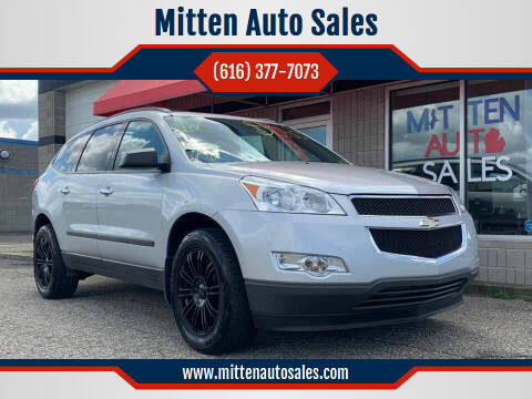 2012 Chevrolet Traverse for sale at Mitten Auto Sales in Holland MI