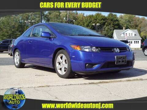 2006 Honda Civic for sale at Worldwide Auto in Hamilton NJ