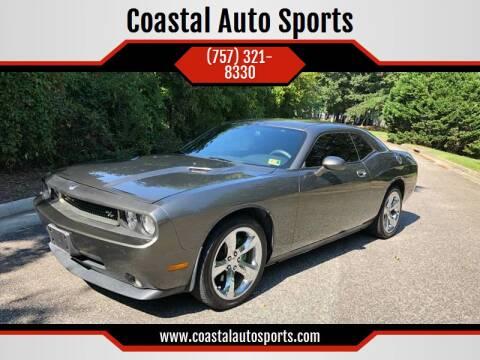 2010 Dodge Challenger for sale at Coastal Auto Sports in Chesapeake VA