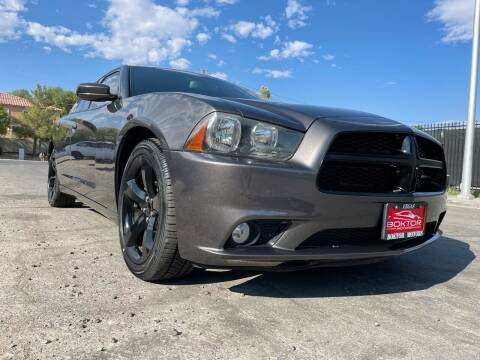 2014 Dodge Charger for sale at Boktor Motors in Las Vegas NV