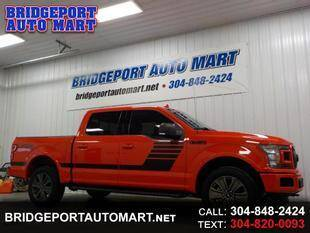 2018 Ford F-150 for sale at Bridgeport Auto Mart in Bridgeport WV