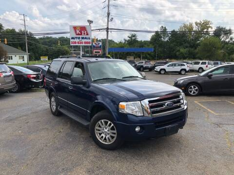 2011 Ford Expedition for sale at KB Auto Mall LLC in Akron OH