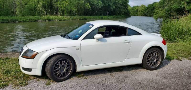 2002 Audi TT for sale at Auto Link Inc in Spencerport NY