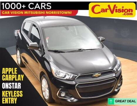 2018 Chevrolet Spark for sale at Car Vision Buying Center in Norristown PA