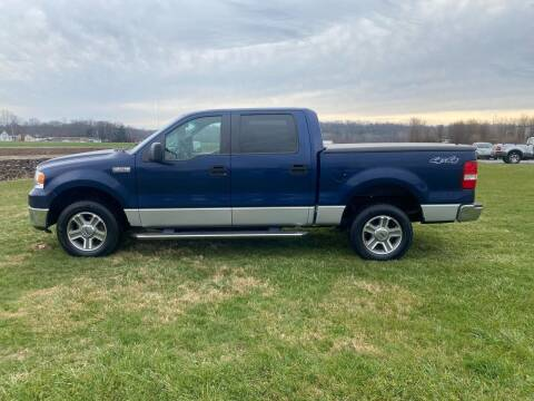 2007 Ford F-150 for sale at Wendell Greene Motors Inc in Hamilton OH