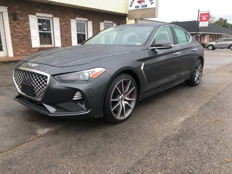2020 Genesis G70 for sale at Elite Motorcars in Smyrna TN