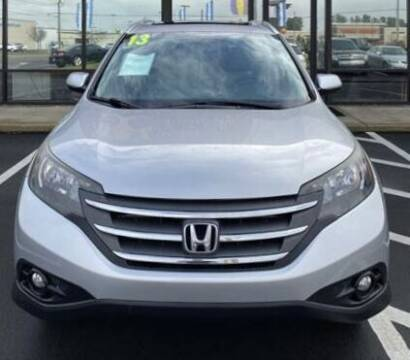 2013 Honda CR-V for sale at East Carolina Auto Exchange in Greenville NC