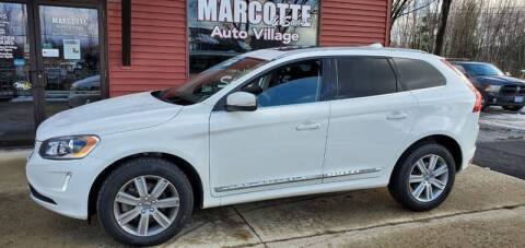 2017 Volvo XC60 for sale at Marcotte & Sons Auto Village in North Ferrisburgh VT