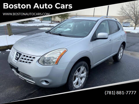 2009 Nissan Rogue for sale at Boston Auto Cars in Dedham MA