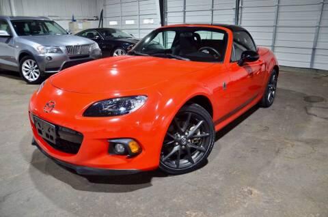 2013 Mazda MX-5 Miata for sale at Marietta Auto Mall Center in Marietta GA