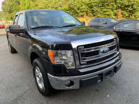 2014 Ford F-150 for sale at D & M Discount Auto Sales in Stafford VA