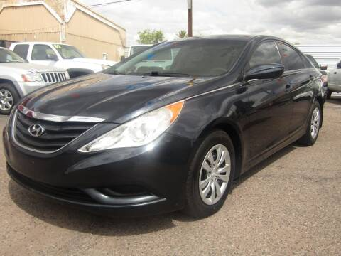 2012 Hyundai Sonata for sale at More Info Skyline Auto Sales in Phoenix AZ
