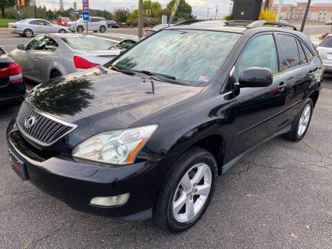 2004 Lexus RX 330 for sale at DC Motorcars in Springfield VA