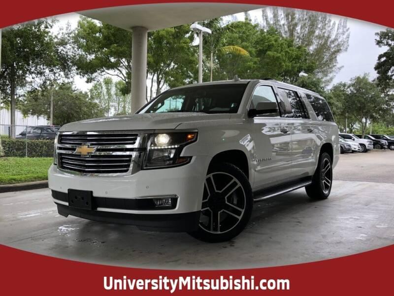 2020 Chevrolet Suburban for sale at FLORIDA DIESEL CENTER in Davie FL