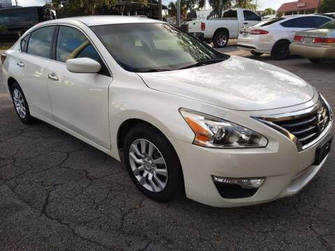 2015 Nissan Altima for sale at Celebrity Auto Sales in Port Saint Lucie FL