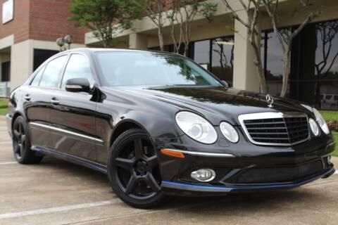 2009 Mercedes-Benz E-Class for sale at DFW Universal Auto in Dallas TX