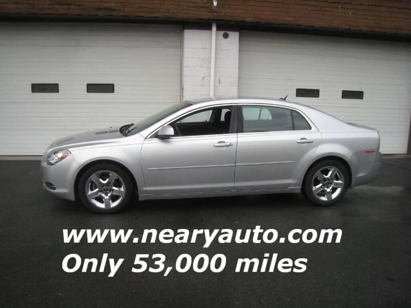 2010 Chevrolet Malibu for sale at Neary's Auto Sales & Svc Inc in Scranton PA