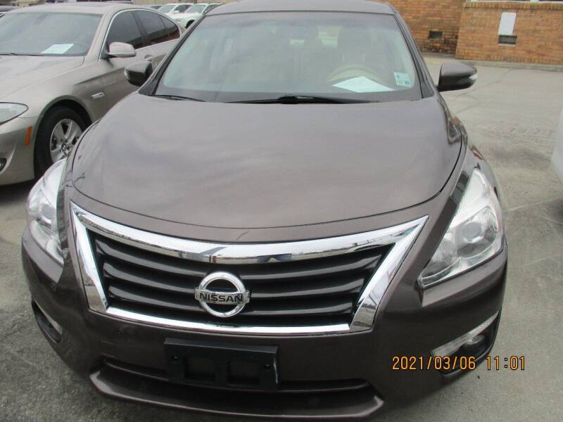 2015 Nissan Altima for sale at Atlantic Motors in Chamblee GA