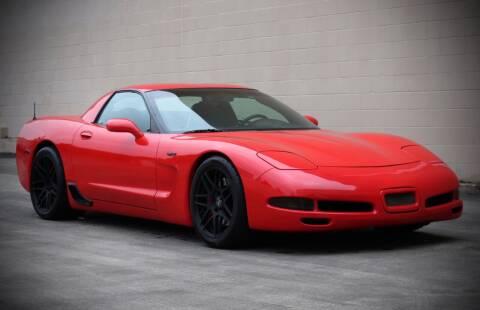 2003 Chevrolet Corvette for sale at MS Motors in Portland OR