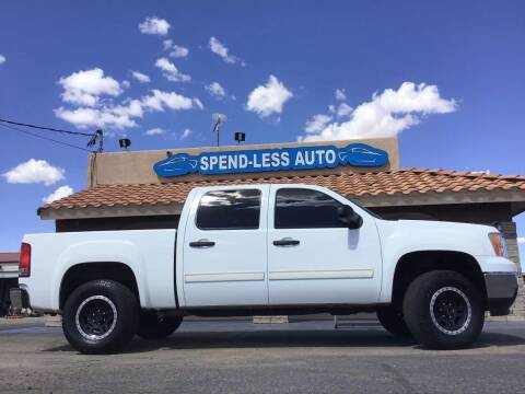 2009 GMC Sierra 1500 for sale at SPEND-LESS AUTO in Kingman AZ