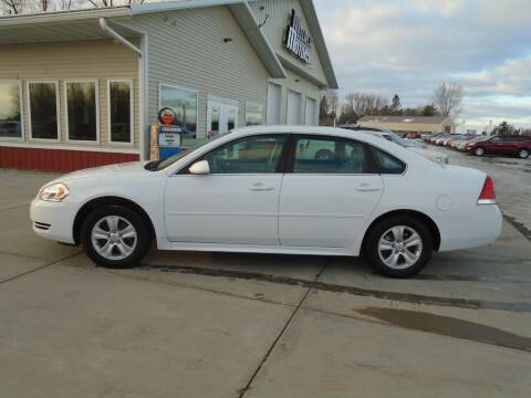 2015 Chevrolet Impala Limited for sale at Milaca Motors in Milaca MN