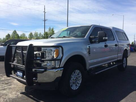 2017 Ford F-250 Super Duty for sale at Delta Car Connection LLC in Anchorage AK