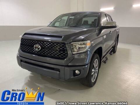 2021 Toyota Tundra for sale at Crown Automotive of Lawrence Kansas in Lawrence KS