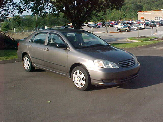 2004 Toyota Corolla for sale at North Hills Auto Mall in Pittsburgh PA