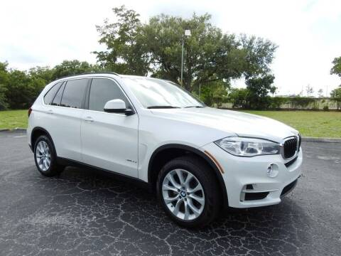 2016 BMW X5 for sale at SUPER DEAL MOTORS 441 in Hollywood FL