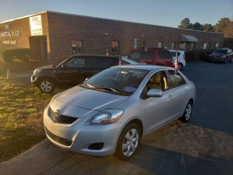 2010 Toyota Yaris for sale at ARA Auto Sales in Winston-Salem NC